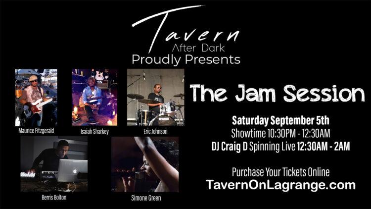 Tavern After Dark Jam Session